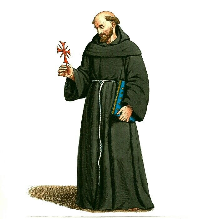 monasticism in medieval europe essay example Shaped the course of monasticism in europe forever although the catholic   medieval period, monastic monks were revered as religious heroes throughout  the  for example, benedictine monks were provided two full meals, along with.