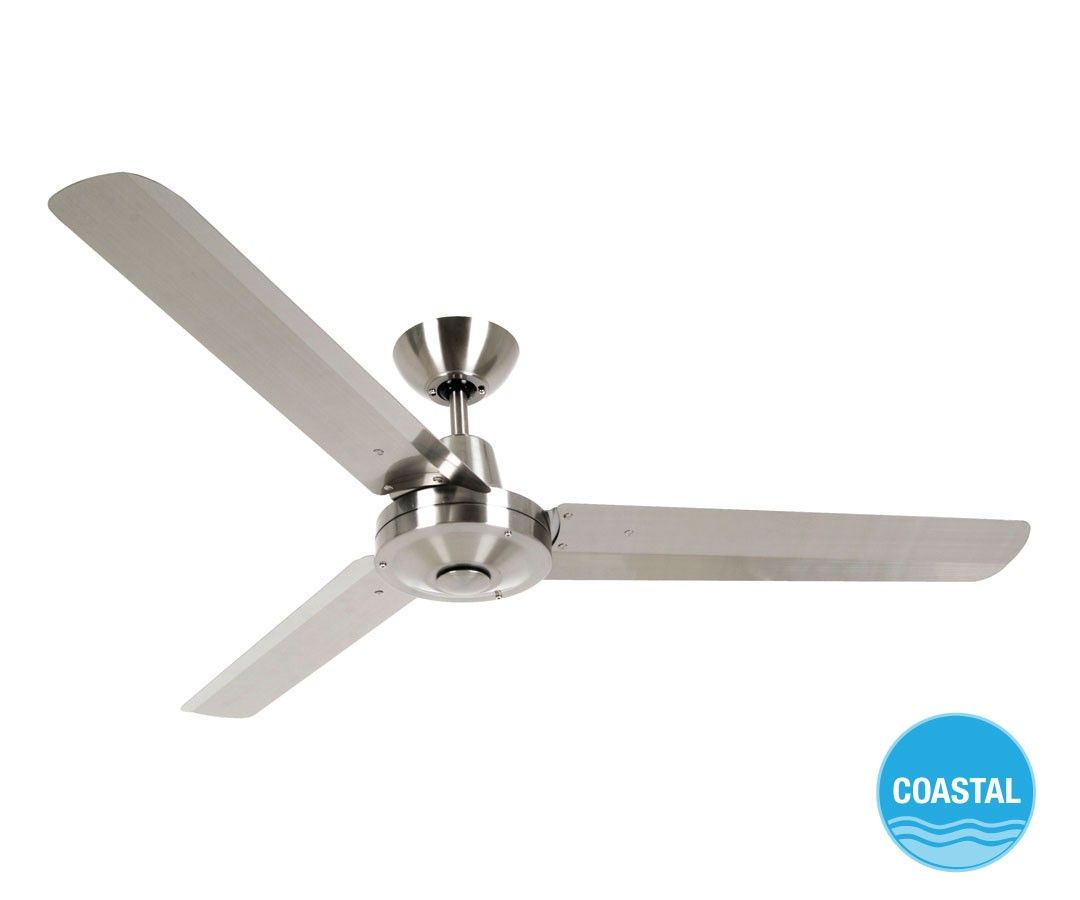 55 Reference Of Ceiling Fan Large Stainless Steel In 2020 Ceiling Fan Large Ceiling Fans Ceiling Fan With Light