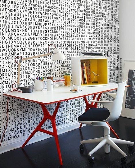 häusliches Arbeitszimmer einrichten | Arbeitszimmer | Pinterest ...