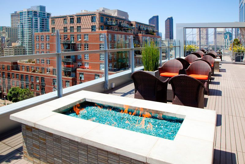 Hotel Indigo Is An Upscale Boutique Hotel Located In The East Village Of Downtown San Diego Table 509 Bar San Diego Gaslamp Hotel Indigo Downtown San Diego