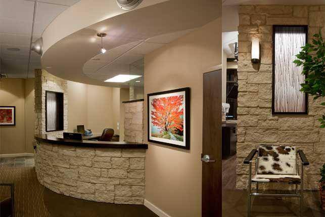 Dental Office Interiors | Dental Office Building Interior Design ...