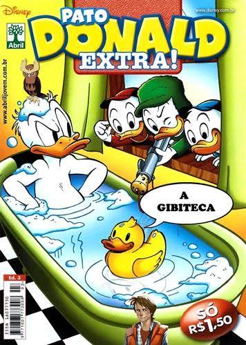 Pato Donald Extra - 003