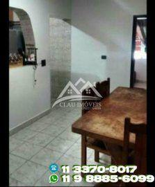 Casa Térrea à Venda 2 Dorms 1 Banheiro 1 Vaga Bairro Vila João Ramalho  Santo André  SP