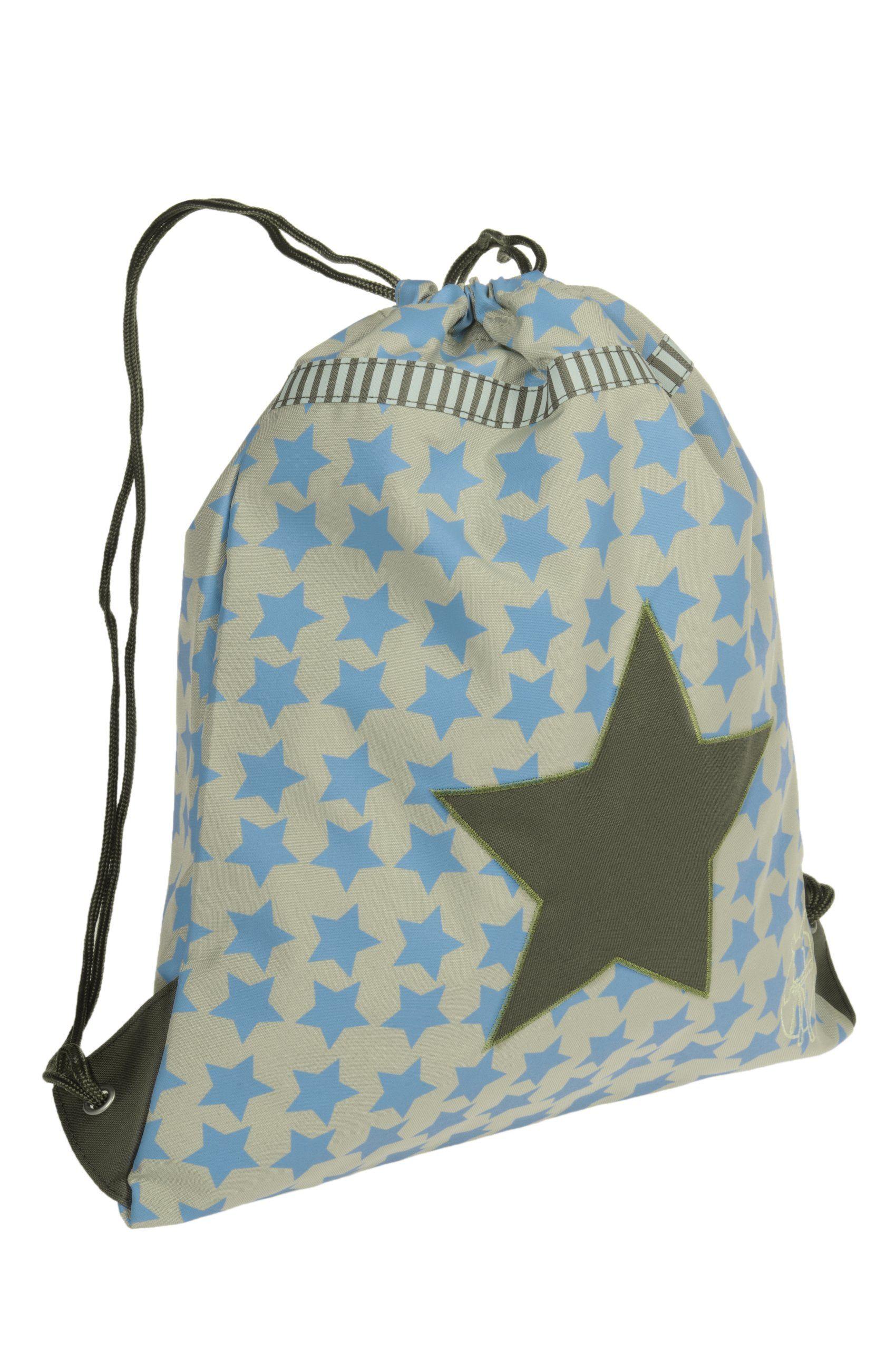 Lässig Turnbeutel Turnbeutel Mini String Bag Starlight, Oliv ...