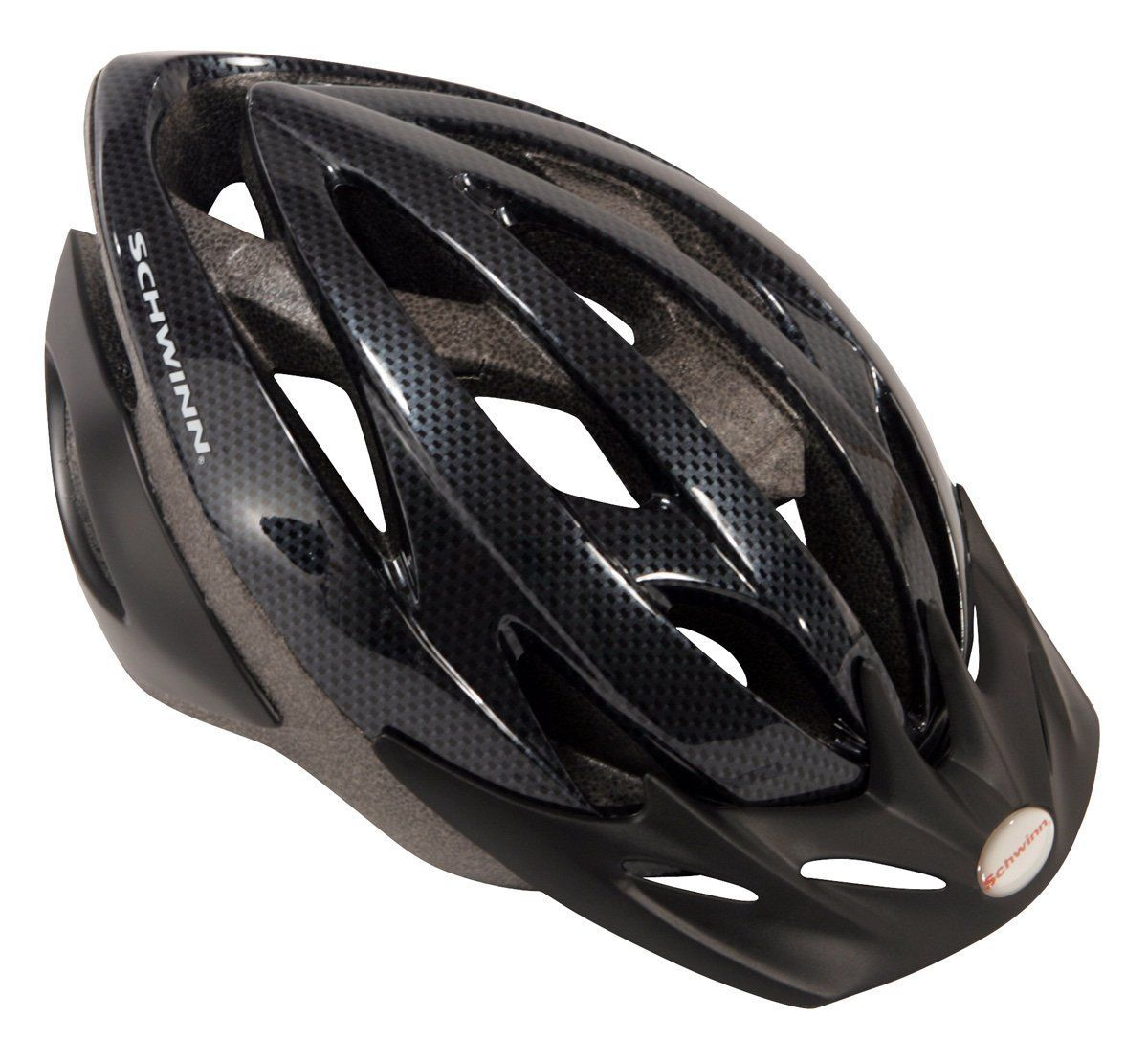 Schwinn Thrasher Adult Micro Bicycle Black Grey Helmet Adult