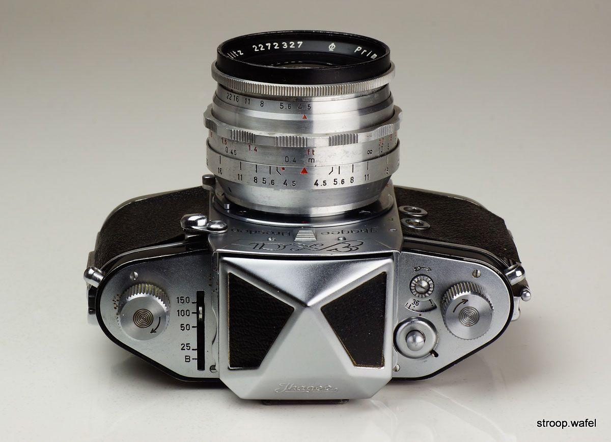 photography, cameras, reflex camera Exa 1a, produced by VEB Ihagee ...