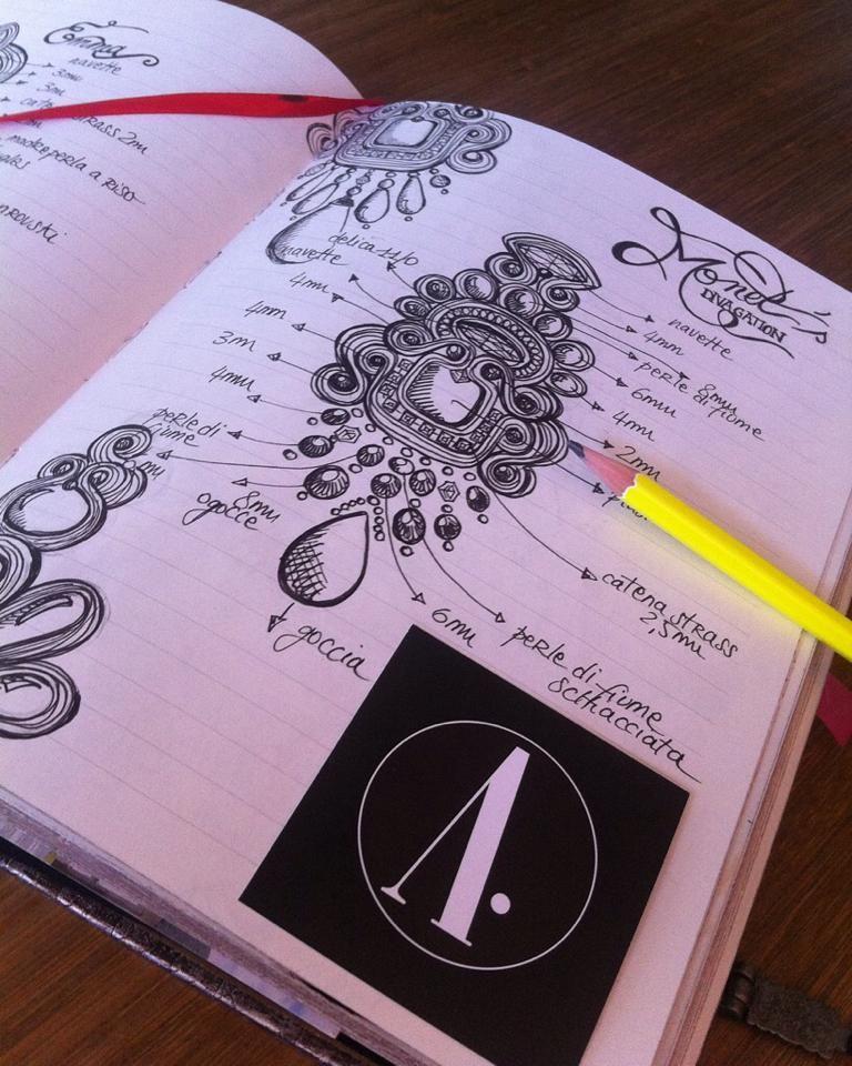 Adel 39 s laboratory matita e carta matita for Design di gioielli