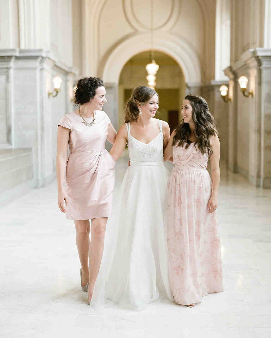 12 Brides Who Wore Wedding-Worthy Ponytails | Martha Stewart ...