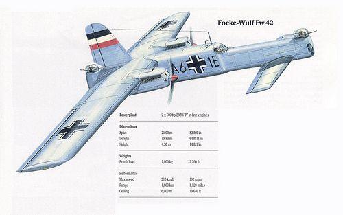 Focke-Wulf Fw 42