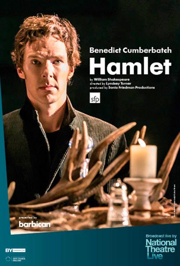 Hamlet Benedict Cumberbatch Dvd