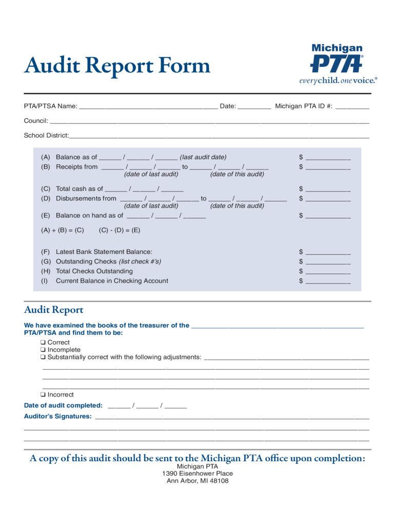 Audit Report 6 Free Templates In Pdf Word Excel Download With Regard To Mi Report Template Report Template Report Card Template Business Template
