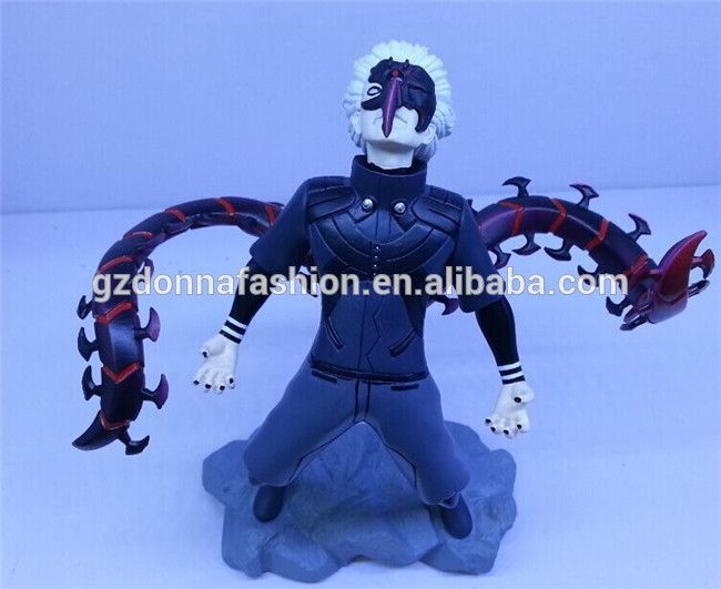 Anime Tokyo Ghoul 2 Kaneki Ken PVC Action Figure Collectible Model Toy 15cm, View Tokyo Ghoul, donnatoyfirm Product Details from Guangzhou Donna Fashion Accessory Co., Ltd. on Alibaba.com
