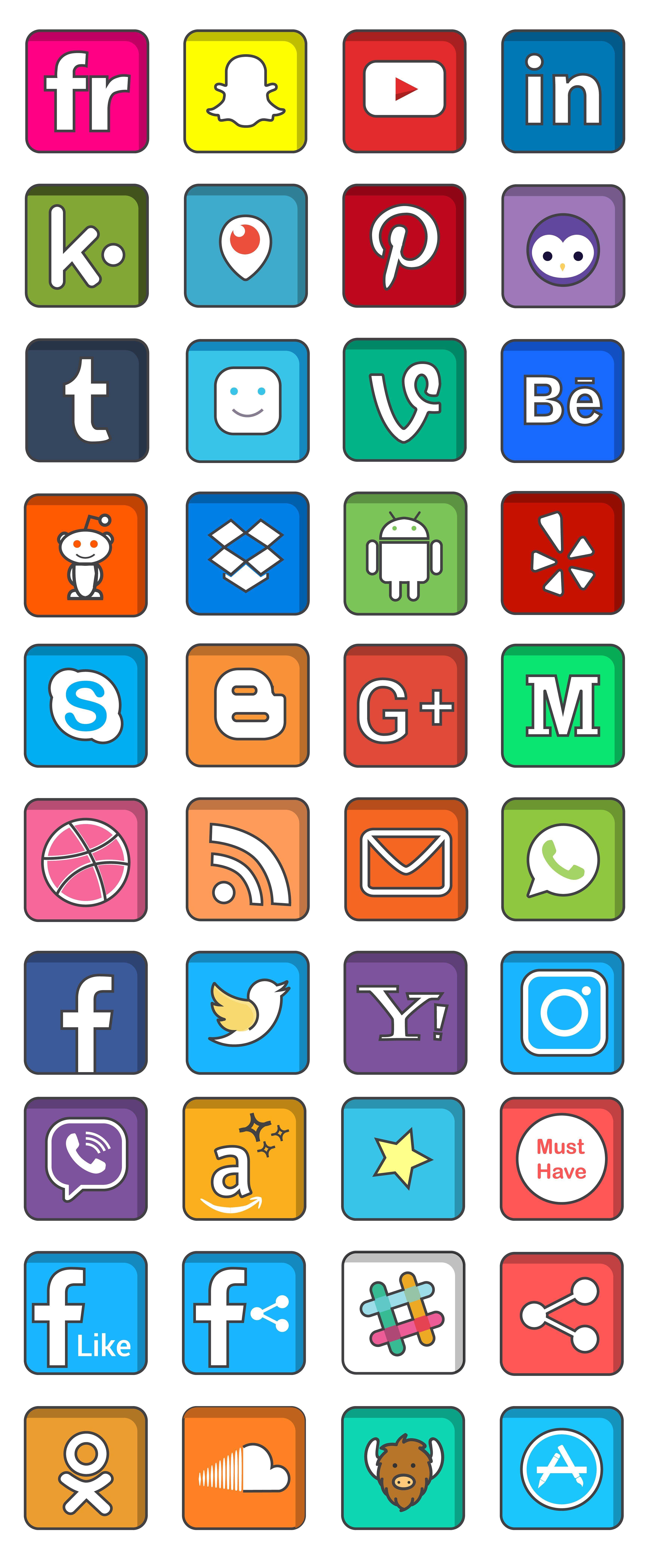 2,500+ Icons The Client Bundle Education icon