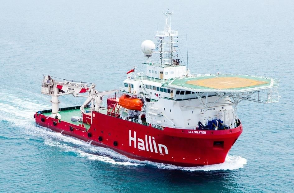 Hallin Marine Secures Natuna Gas Field Subsea Job Indonesia