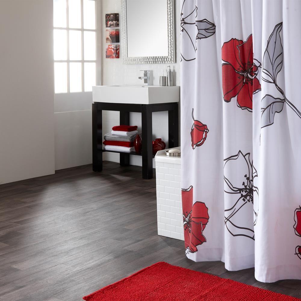 rideau de douche rideaux de douche douches et salle de bains. Black Bedroom Furniture Sets. Home Design Ideas