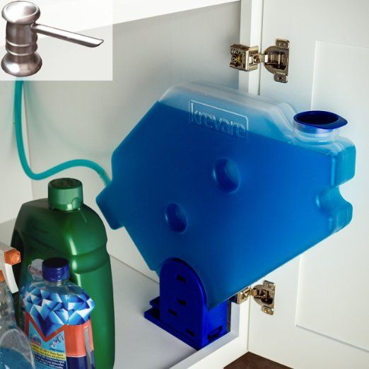 Upgrade Your Built In Soap Dispenser Hassle Free Refilling With