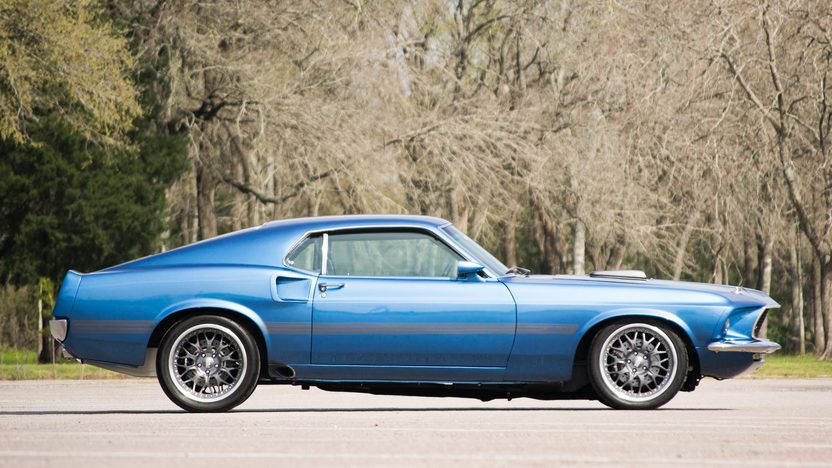 1969 Ford Mustang Mach 1 Resto Mod | S70.1 | Houston 2014 | Mecum Auctions