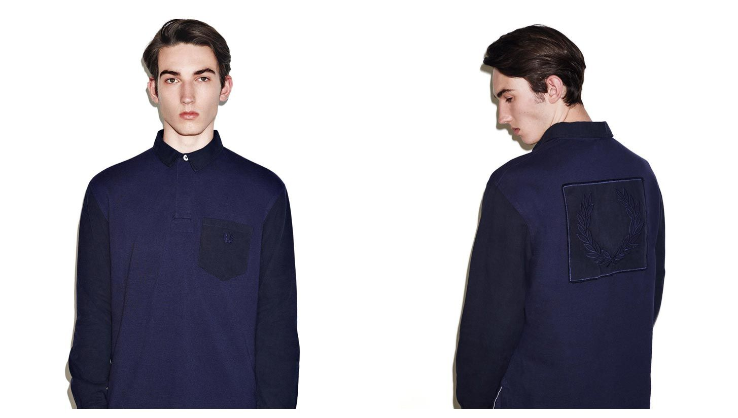 279ac9c033d42e Fred Perry Nigel Cabourn Collection
