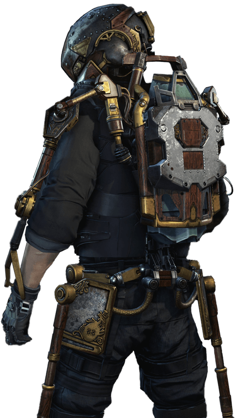Call Of Duty Advanced Warfare Mdlc Dieselpunk Personnages Armes