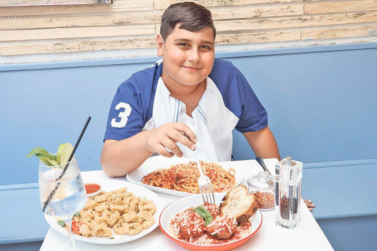 He has more than 10,000 Instagram followers, hangs out with chefs, photographers and podcasters and gets his tab picked up by local restaurateurs. And he's 11 years old. The kid in question is Luca Marconi, a fifth grader who, under his Instagram handle @LucaTwoTimes, is also a big-talking food reviewer. For the last year, the cuddly Williamsburg, Brooklyn, boy has been a tireless chronicler of all things edible.