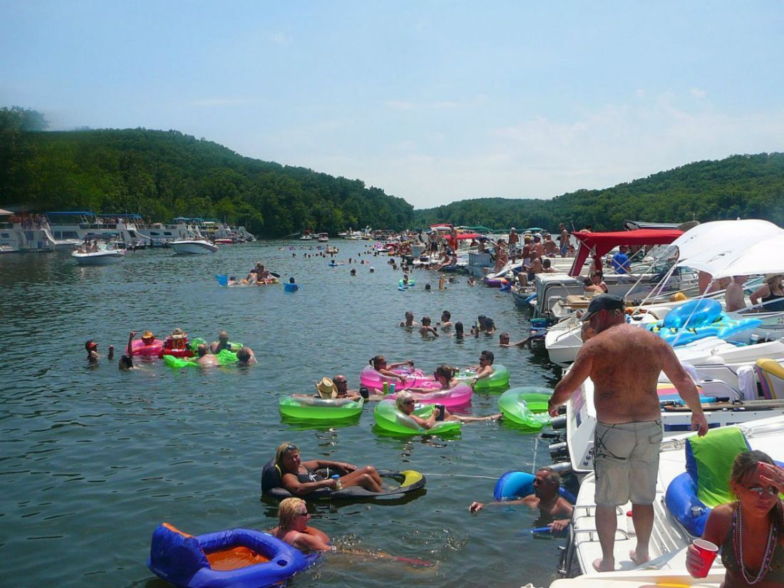 16 Awesome Spots to Go Swimming in Missouri This Summer