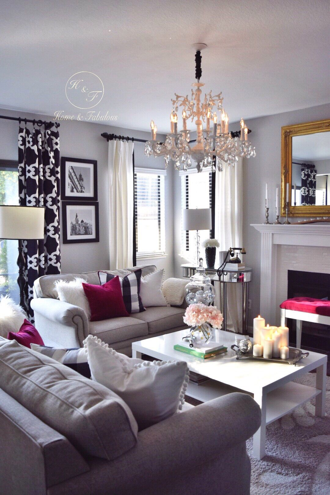 Living Room Decor - Wohnzimmer Dekor | redecorating | Pinterest ...