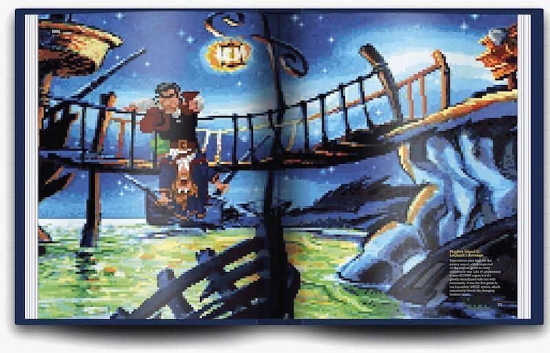The Art Of Point And Click Adventure Games Adventure Games Video Game Books Adventure