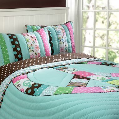 Colors may tie into surfer girl room