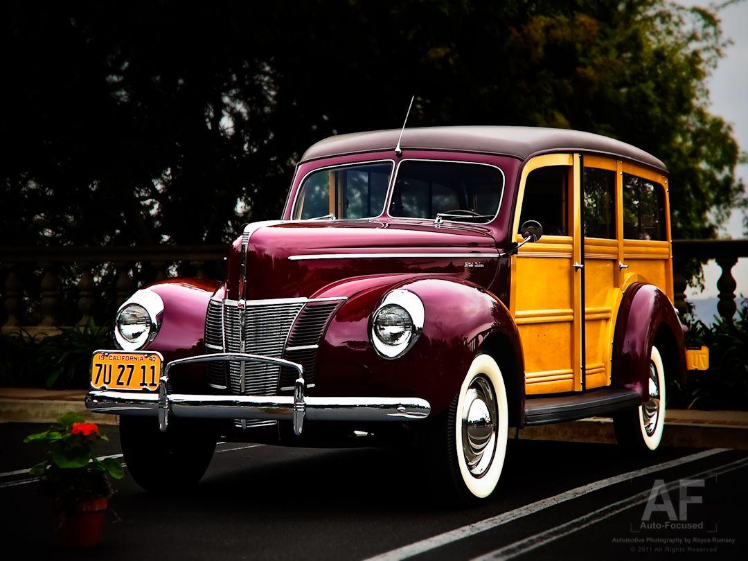 '40 Ford Woodie