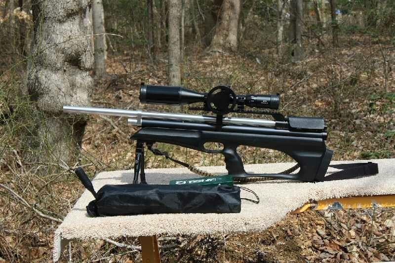 Custom Benjamin Marauder   Air Guns   Air rifle, Guns, Weapons