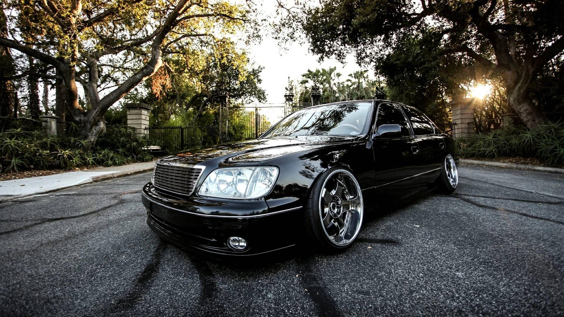 Lexus Ls 400 Images For Desktop And Wallpaper Lexus Ls Lexus Lexus Sedan
