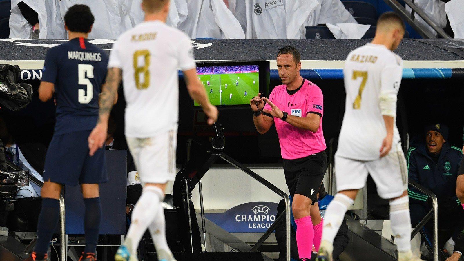 Real MadridPSG s'estil joué ailleurs que sur le terrain