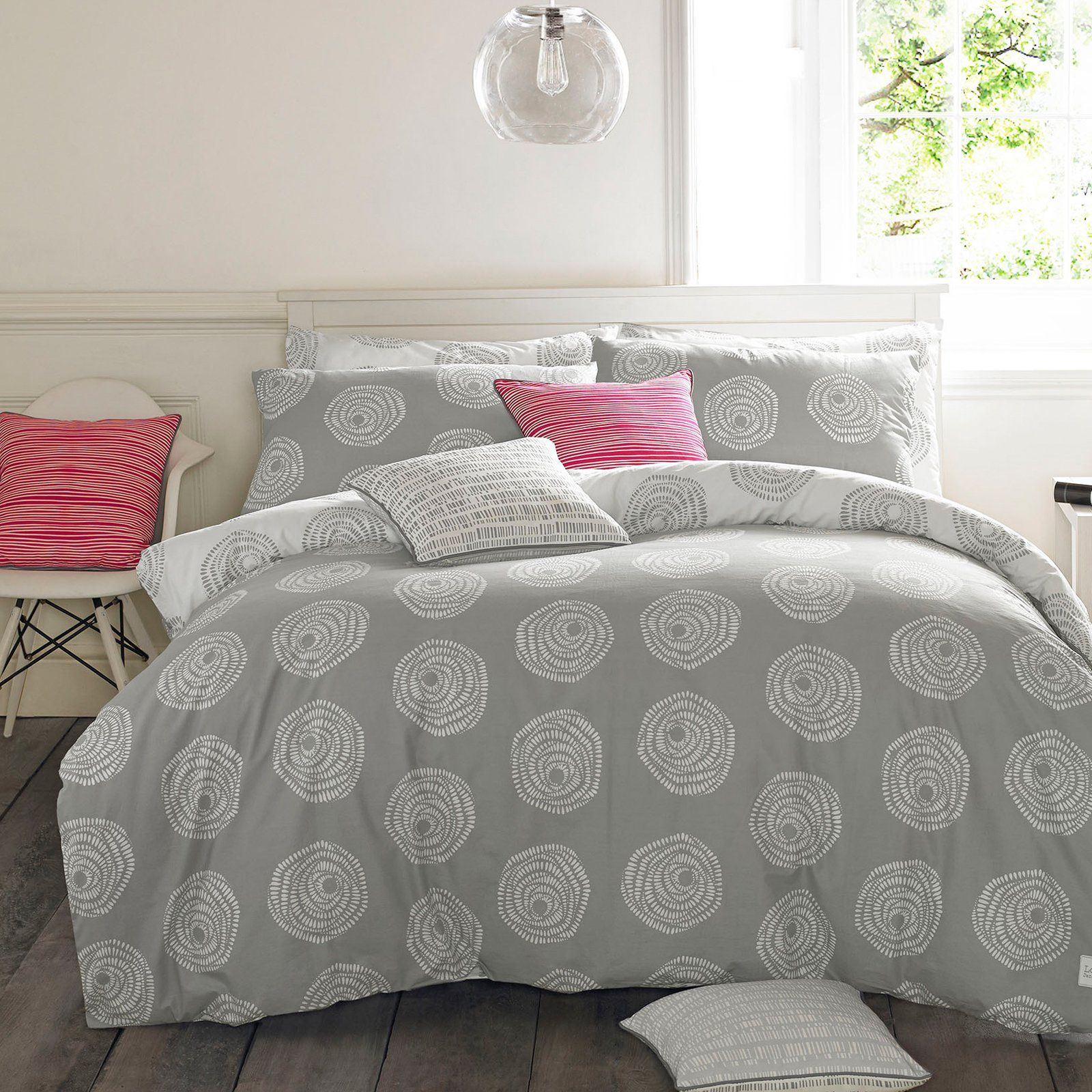 Lotta Jansdotter Sylloda Bed Linen by Ashley Wilde Duvet