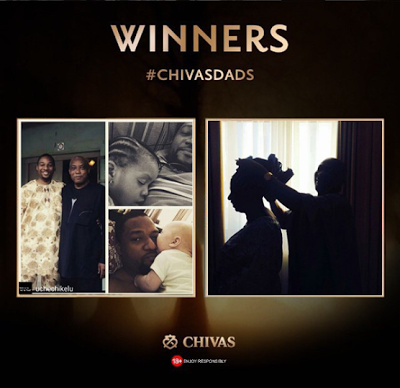 Chivas Regal Unveils Winners from the #Chivasdads Father's Day campaign