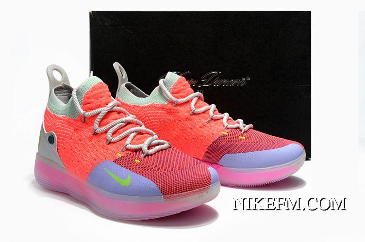Top Deals Nike KD 11 'Eybl' Hot Punch