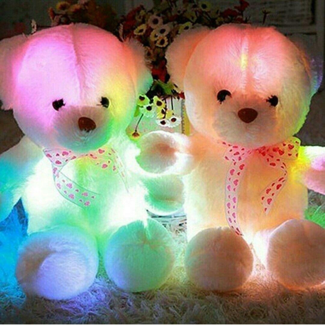 Boneka Teddy Bear Dengan Lampu Led Rp 128 000 Bisa Order Via Tokopedia Dan Bukalapak Sekitar Tangerang Bisa Via Gojek Atau Wa 082 Sweet 16 Kawaii Sweet