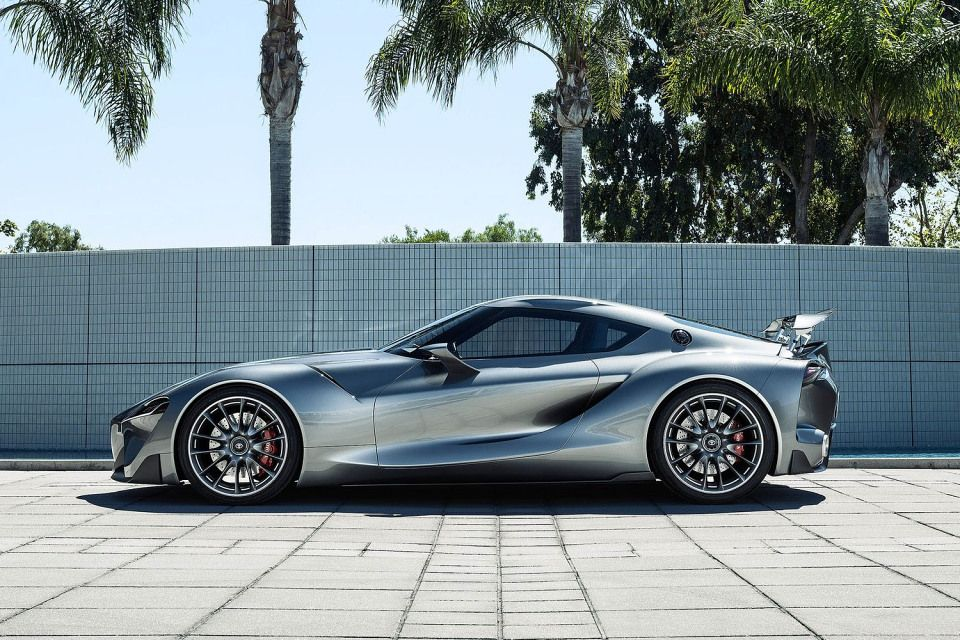 Toyota Ft-1 Price >> Toyota Ft 1 Concept Cars Toyota Cars Concept Cars