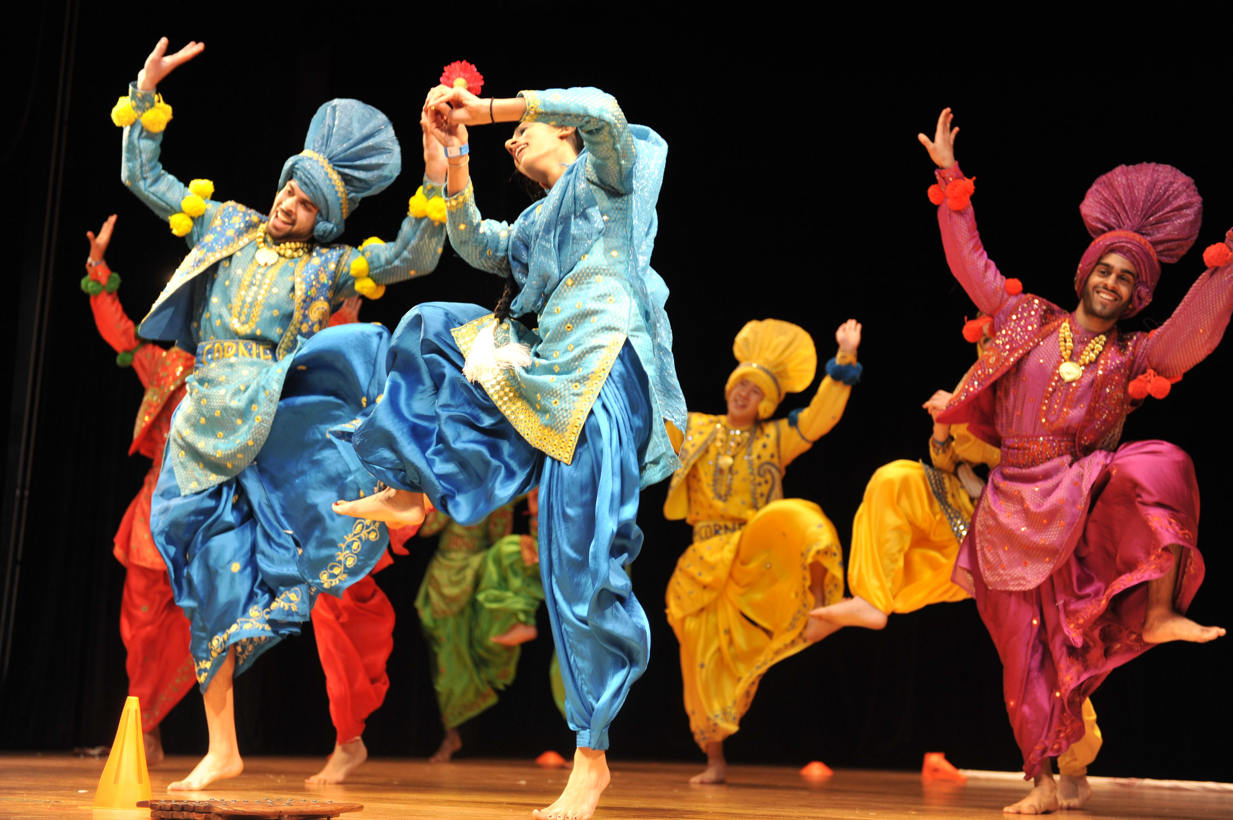 Bhangra with images dance of india dance artwork