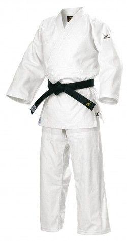 d29b1d16 MIZUNO: YUSHO JUDO DRÄKT | Judo | Judo gi, Judo, Ijf judo