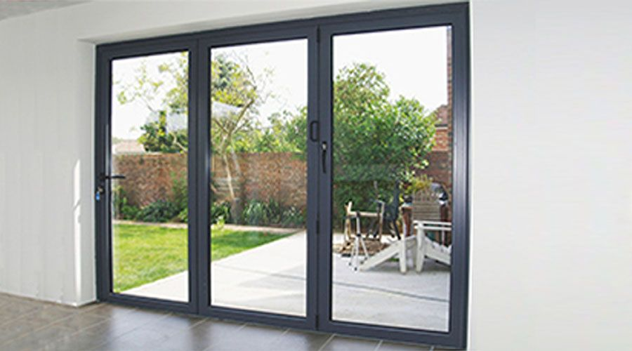 Doors Aluminium Windows And Doors By Action Glass Aluminium Renovation Maison Idee Deco Maison Maison
