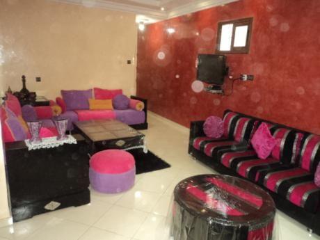 Location appartements Centre ville a Casablanca