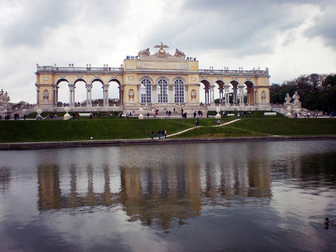 Schonbrunn Glorietta Vienna Wien Travel Traveling City Palace Austriatoday