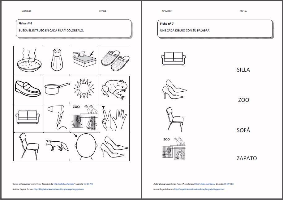 MATERIALES - Lectoescritura: fonemas /z/ y /s/. Actividades de ...