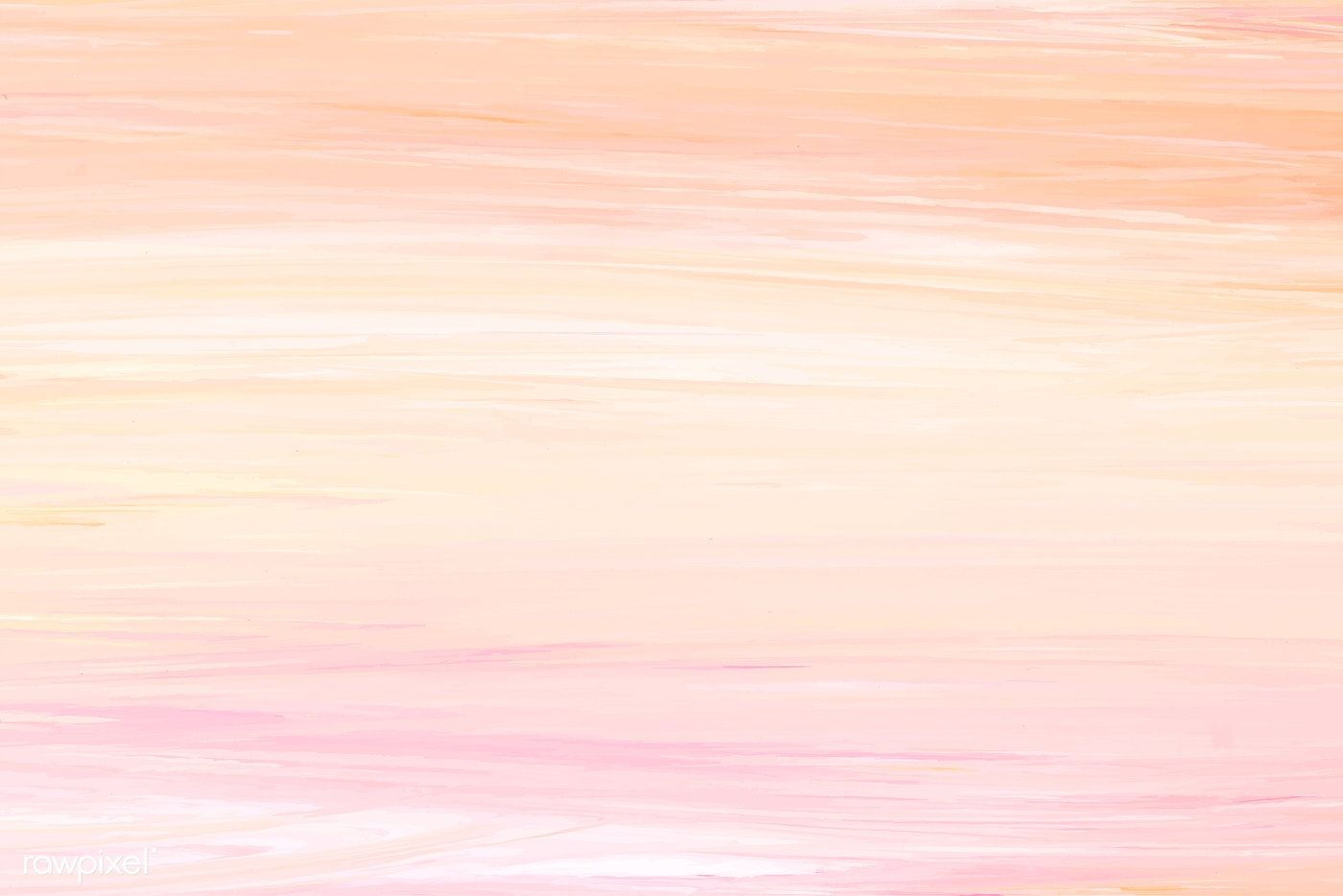 Pastel Orange Paintbrush Stroke Textured Background Vector Free Image By Rawpixel Com Watercolour Texture Background Textured Background Pastel Background
