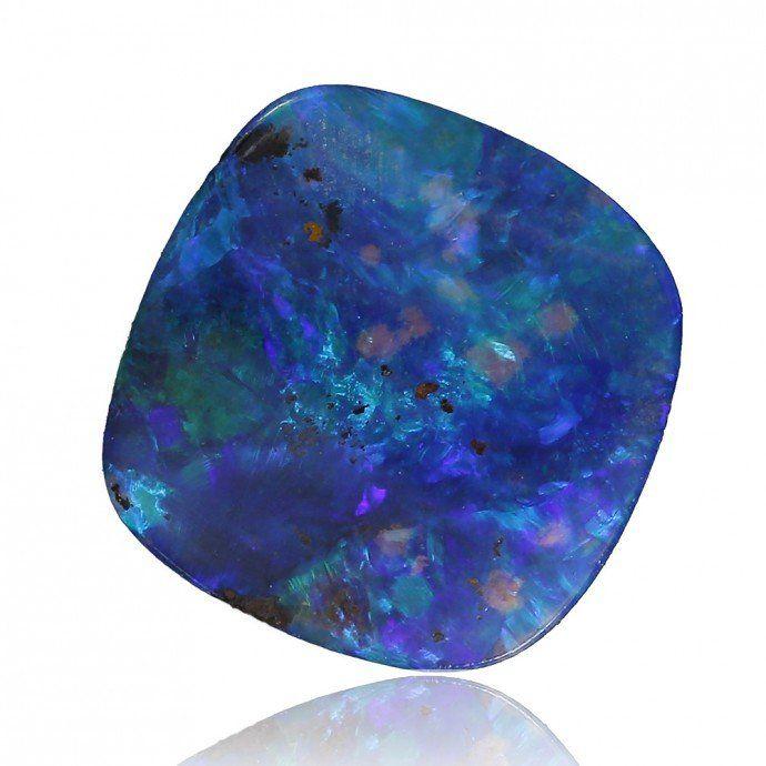 1.69ct Solid Boulder Opal by Anderson-Beattie.com