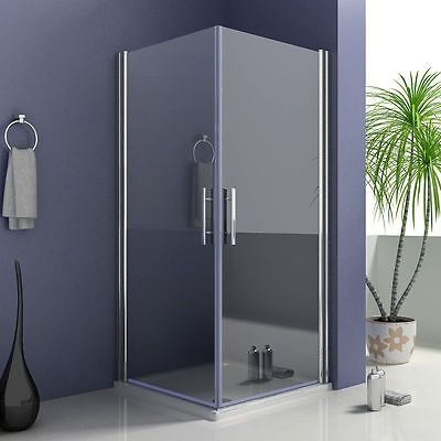 Duschkabine Eckeinstieg Duschabtrennung Schwingtür