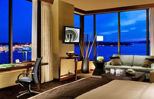 Seattle S Ultra Modern Hotel 1000