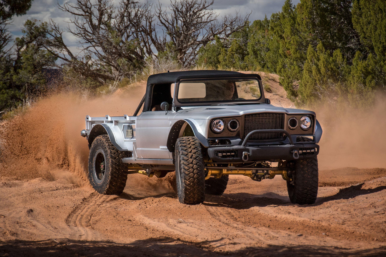 2019 Jeep Gladiator M 715 Five Quarter Carrito