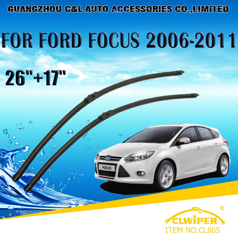 Wiper Blades For Ford Focus  Car Windscreen