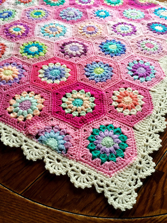 Treble Scallop Edging Free Crochet Edging Pattern Crochet Love